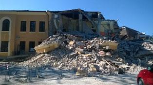 agosto 2016: terremoto centro italia