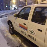 emergenza neve e gelo 2018